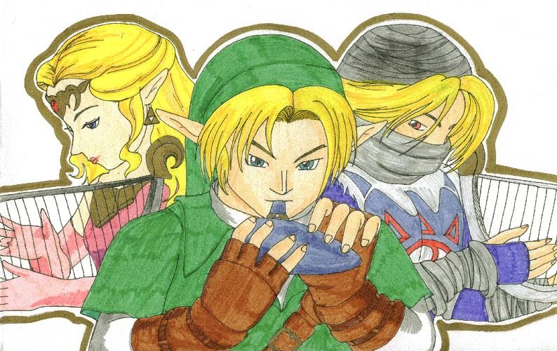 Coleccion de imagenes de Zelda. Link_z10