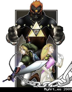 Coleccion de imagenes de Zelda. Mostra10