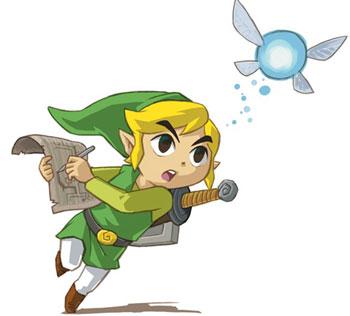 Coleccion de imagenes de Zelda. Nds_ze10