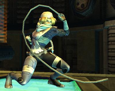 Coleccion de imagenes de Zelda. Sheik_12