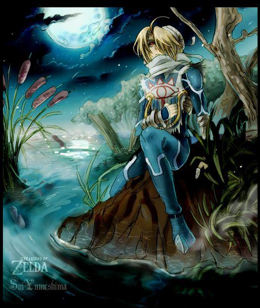 Coleccion de imagenes de Zelda. Sheik_13