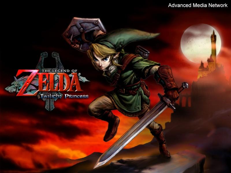 Coleccion de imagenes de Zelda. Wallpa13