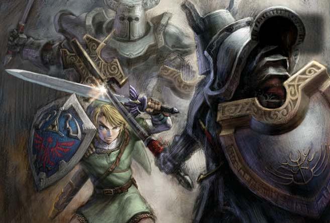 Coleccion de imagenes de Zelda. Zelda110