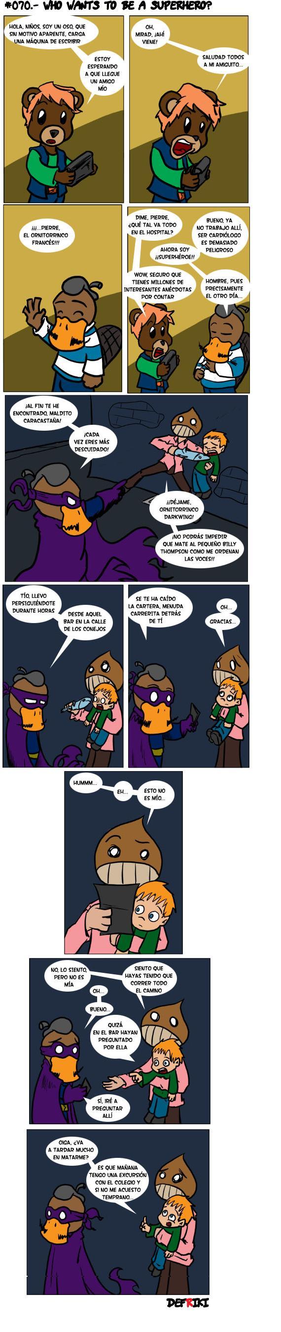 -Un dia,un comic- Defrik12