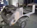La restauration de Alf Unimog 401 de 1955 401-1108