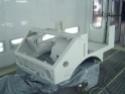 La restauration de Alf Unimog 401 de 1955 401-1109