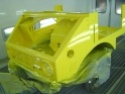 La restauration de Alf Unimog 401 de 1955 401-1110