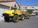 La restauration de Alf Unimog 401 de 1955 401-1113