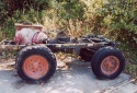 La restauration de Alf Unimog 401 de 1955 401-1926