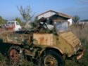 La restauration de Alf Unimog 401 de 1955 401-1927