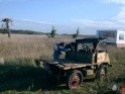 La restauration de Alf Unimog 401 de 1955 401-1928