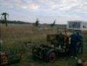 La restauration de Alf Unimog 401 de 1955 401-1929