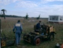 La restauration de Alf Unimog 401 de 1955 401-1931