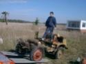 La restauration de Alf Unimog 401 de 1955 401-1933
