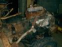 La restauration de Alf Unimog 401 de 1955 401-1934