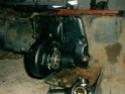 La restauration de Alf Unimog 401 de 1955 401-1948