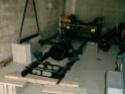 La restauration de Alf Unimog 401 de 1955 401-1951