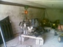 La restauration de Alf Unimog 401 de 1955 401-1959
