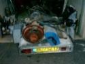 La restauration de Alf Unimog 401 de 1955 401-1960