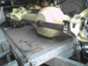 La restauration de Alf Unimog 401 de 1955 401-1965