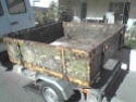 La restauration de Alf Unimog 401 de 1955 401-1974