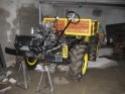 La restauration de Alf Unimog 401 de 1955 401-1979