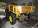 La restauration de Alf Unimog 401 de 1955 401-1980