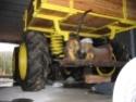 La restauration de Alf Unimog 401 de 1955 401-1981