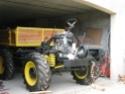 La restauration de Alf Unimog 401 de 1955 401-1985