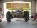La restauration de Alf Unimog 401 de 1955 401-1986