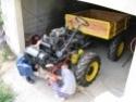 La restauration de Alf Unimog 401 de 1955 401-1987
