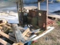La restauration de Alf Unimog 401 de 1955 401-1988
