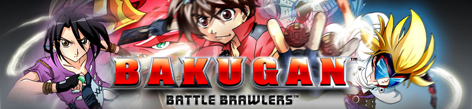 Bakugan: Battle Brawler RPG