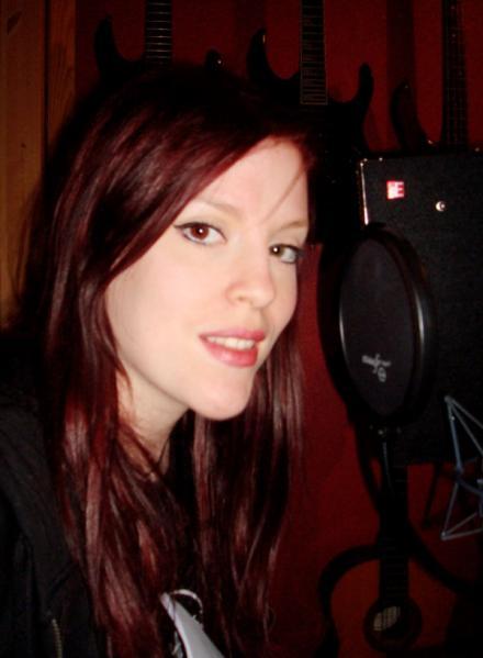 Recording in Studio Sireni23