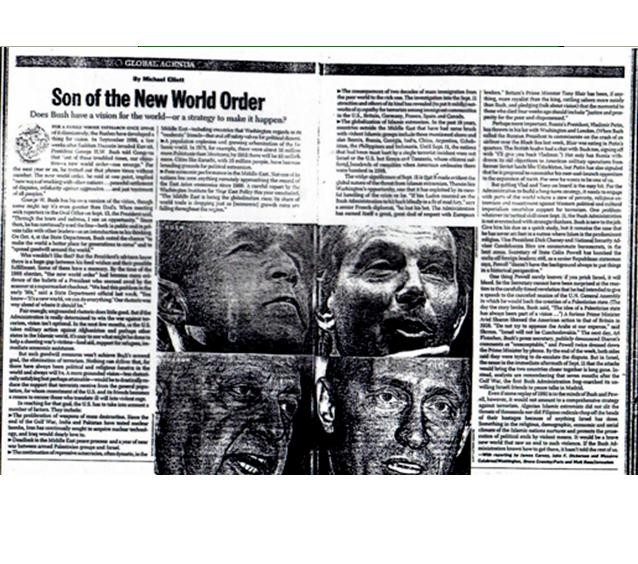 ONE WORLD GOVERNMENT - NEW WORLD ORDER UNDER UNITED NATIONS Pnypd154