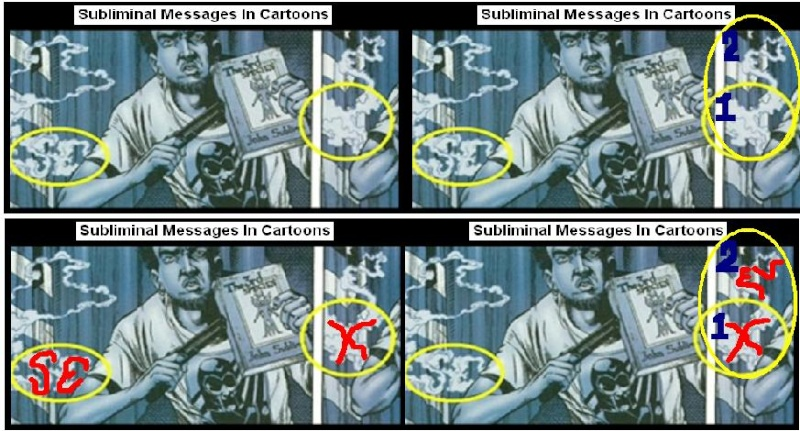 HOW SUBLIMINALS IN NEW AGE ARE BEING USED TODAY?  By Jeff Ilagan Pnypd710