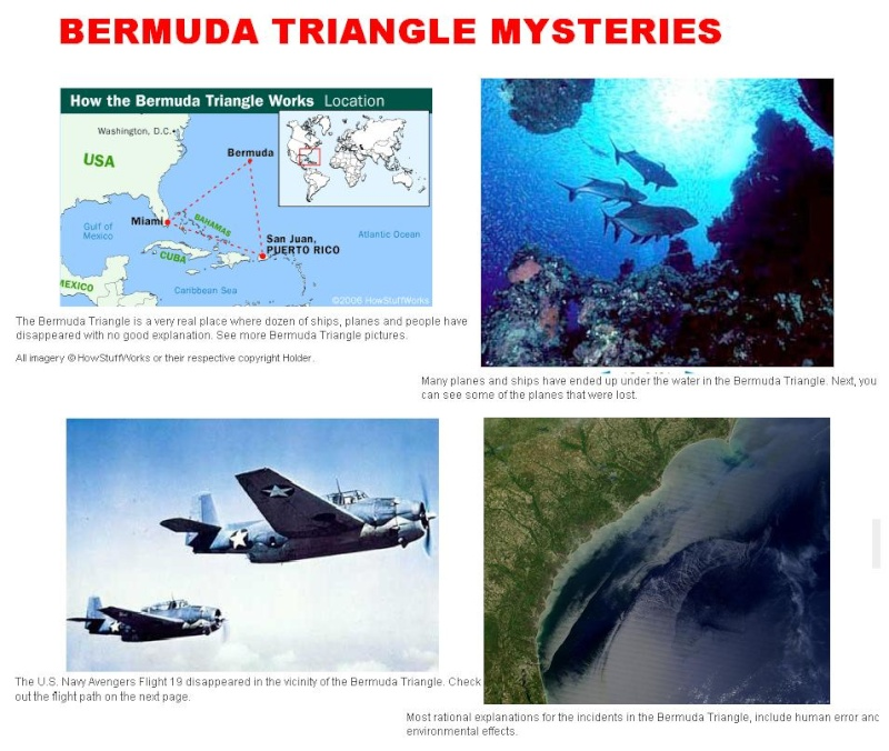 They Create Crimes & Crises, Manage Them & Solve Them Expose - H.A.A.R.P. & BERMUDA TRIANGLE MYSTERIES Pnypd_44