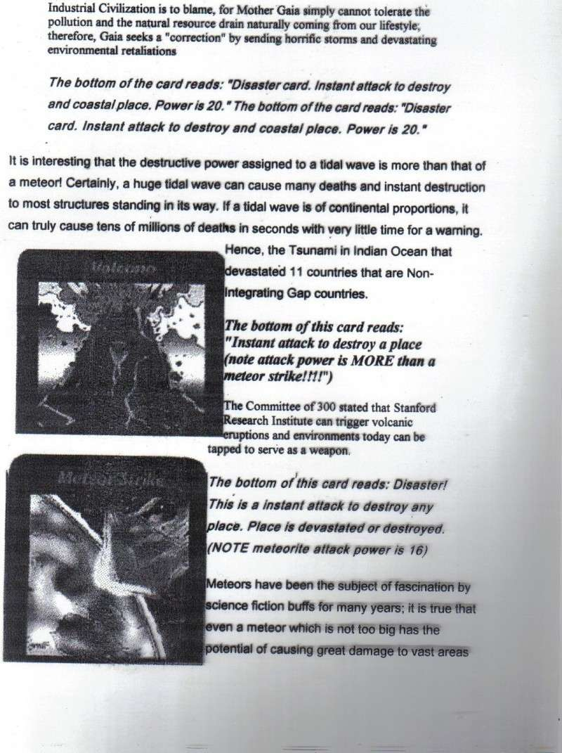 One World Government Expose - INWO SUB-GENIUS GAMES - HOW THE RICH WILL DESTROY TO CONQUER, A GAME BY STEVE JACKSON Pp2110