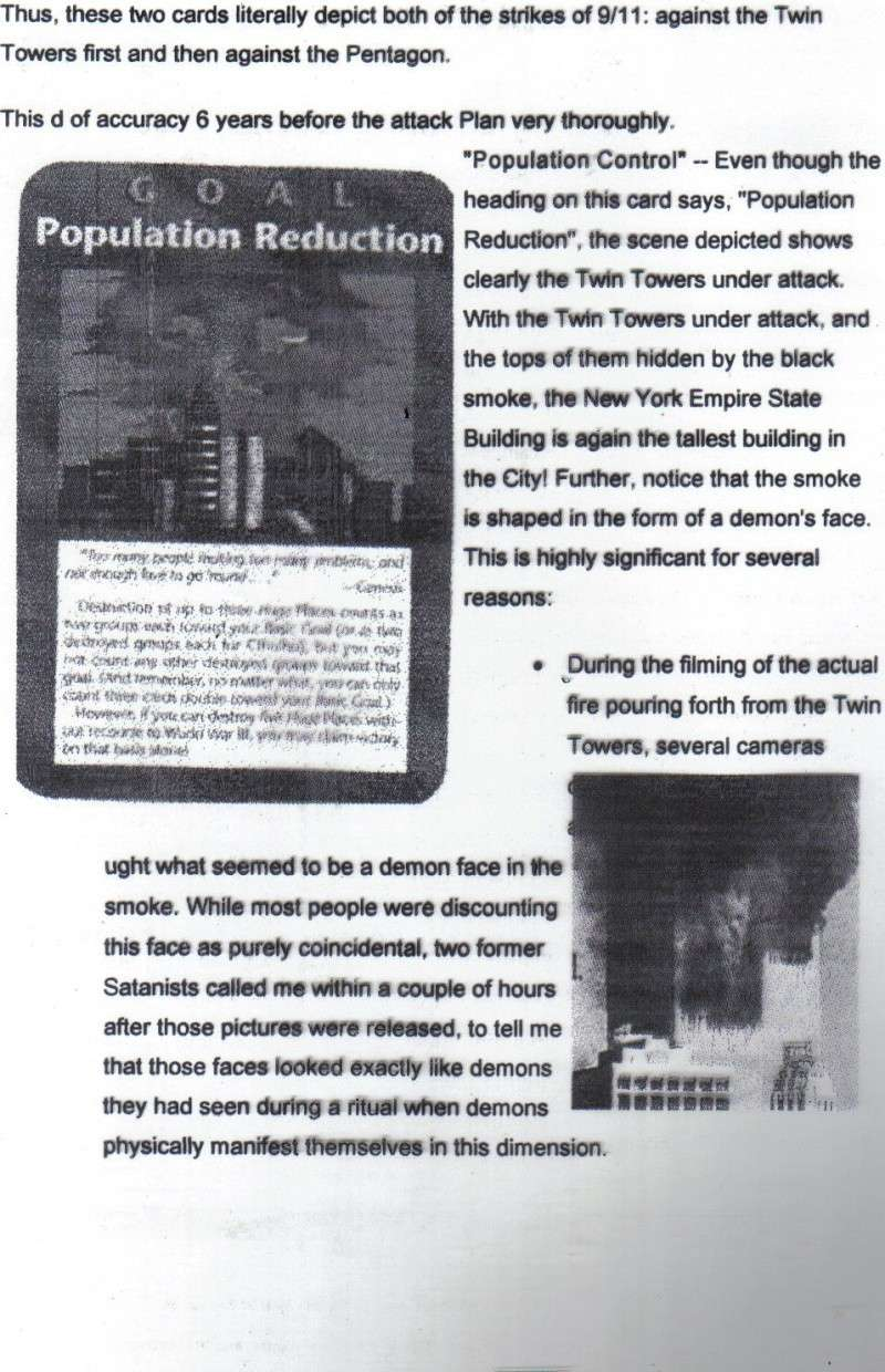 One World Government Expose - INWO SUB-GENIUS GAMES - HOW THE RICH WILL DESTROY TO CONQUER, A GAME BY STEVE JACKSON Pp710