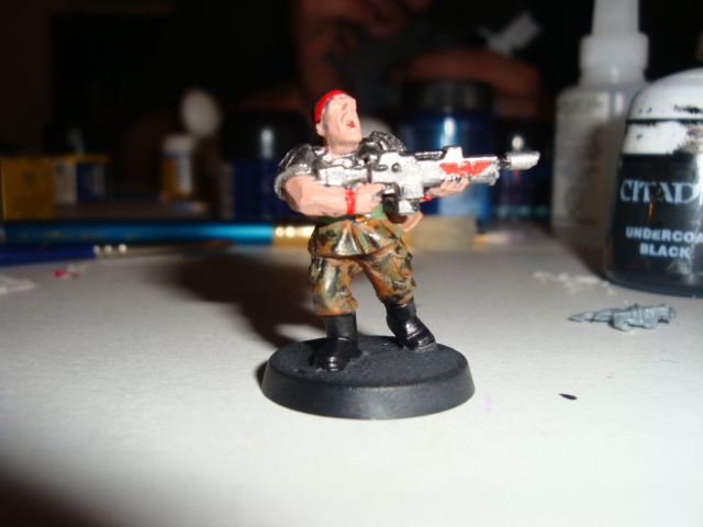 Opinions on Models/painting 810