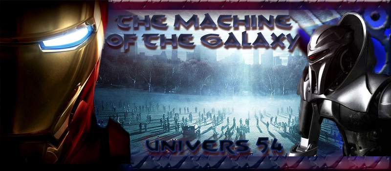 The Machine Of The Galaxy