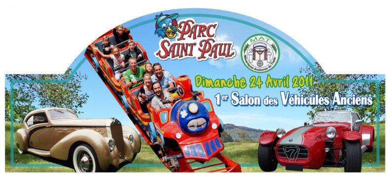 parc saint-paul Voitur10