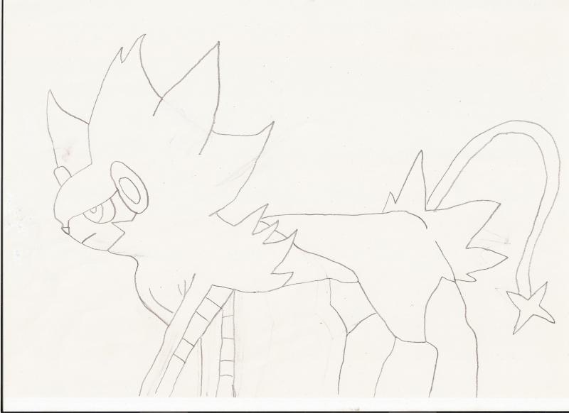Sasuke's Drawings Pictur11