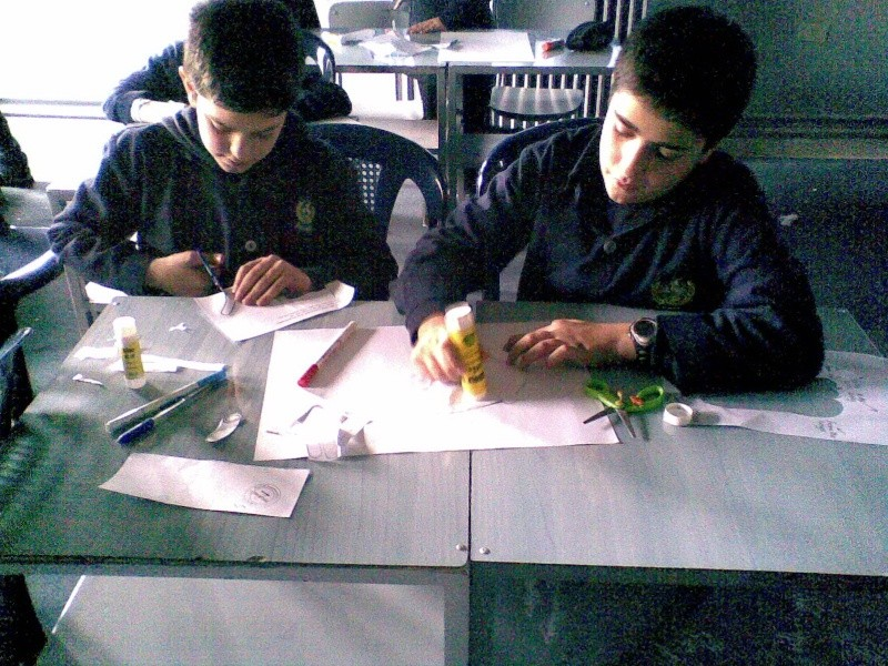 Grade 5 A- The Heart Model Image011