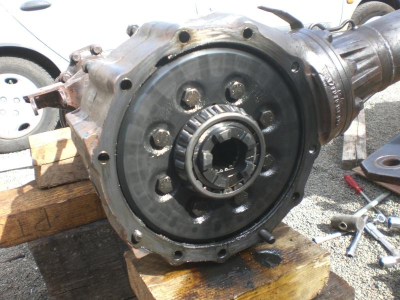 Comment réparer un blocage de dif à commande hydraulique sur 411? Cimg3421