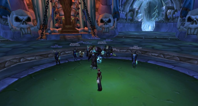 The Nax is Dead... Kel'Thuzad downed 10/02/2009 Downed11