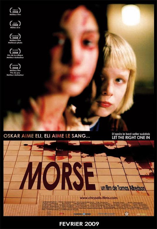 Morse (Låt den rätte komma in) de Tomas Alfredson 01731310