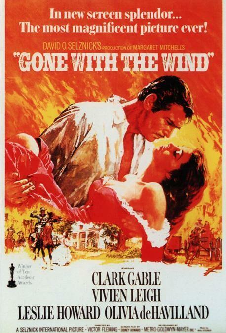 Autant en emporte le Vent (Gone with the Wind) de Victor Fleming, George Cukor, Sam Wood Gaff7410