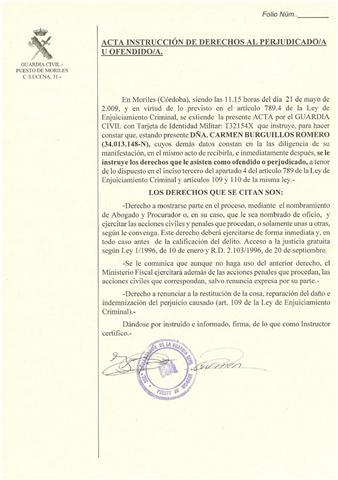 La GUARIDA - Guarda de Caza pillado asesinando gatos caseros 220