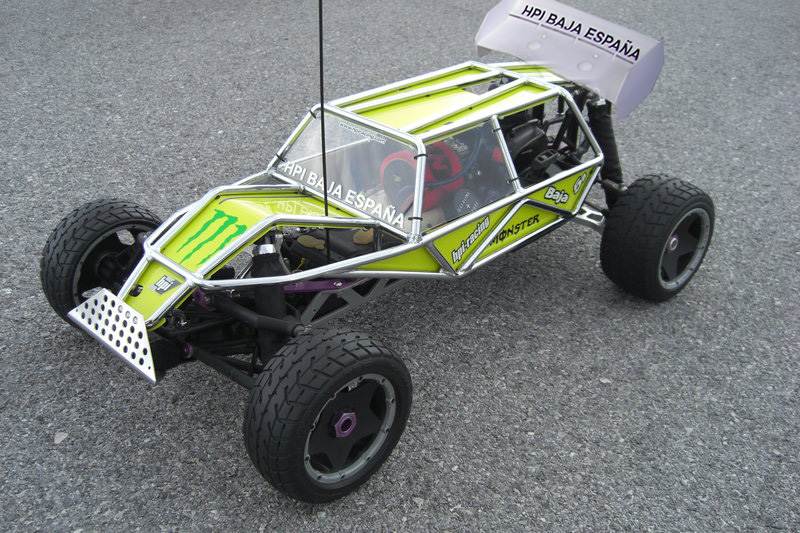 Roll Cage Baja Monster By Enriquevtx Cimg5410